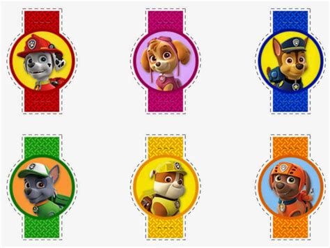 printable images of paw patrol paw patrol free printable kit oh my fiesta in english