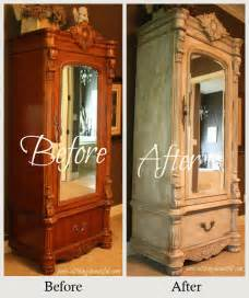 Old Furniture Makeovers Furniture Makeovers The Amazing Power Of Paint