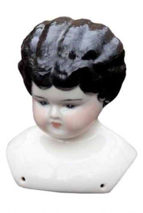 antique bisque doll identification guide to antique dolls with china heads lovetoknow