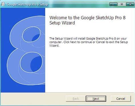 tutorial google sketchup 8 pro tutorial instal google sketchup pro 8 bagoes net
