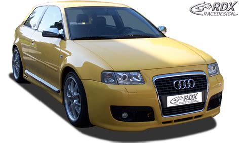 Audi S3 8l Spoiler by K 252 Lső Optikai Tuning Audi S3 8l Első L 246 Kh 225 R 237 T 243 Spoiler