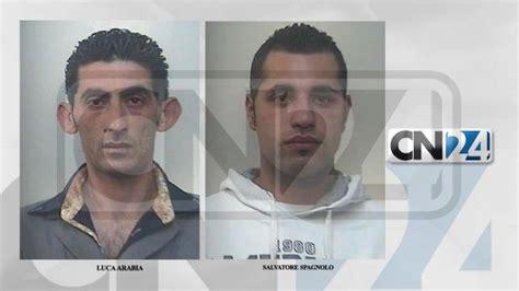 banca popolare mezzogiorno catanzaro rapina a compro oro catanzaro lido eseguiti altri due arresti