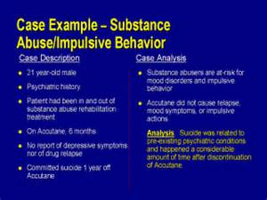substance abuse case study questions Cage substance abuse screening tool directions: ask your patients these four questions and use the scoring method described below to determine if substance abuse exists and needs to be addressed.
