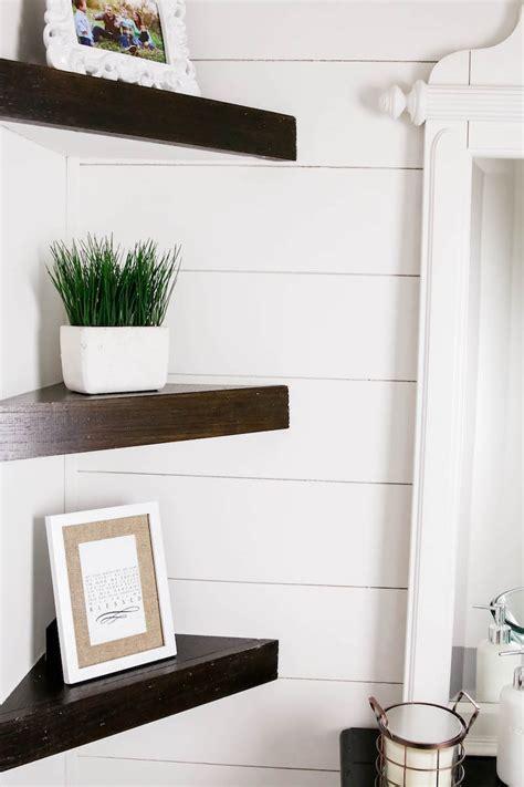 Wood Wall Shiplap Diy Shiplap Tutorial