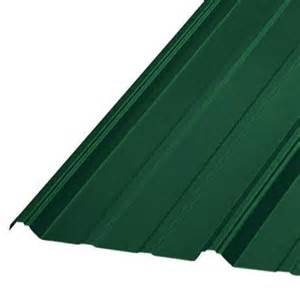 home depot metal siding construction metals 36 in x 12 ft galvanized steel roof