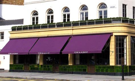 awning restaurant gordon ramsey's york and albany the original victorian