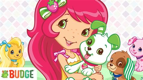 strawberry shortcake puppy palace strawberry shortcake puppy palace for iphone ipod touch