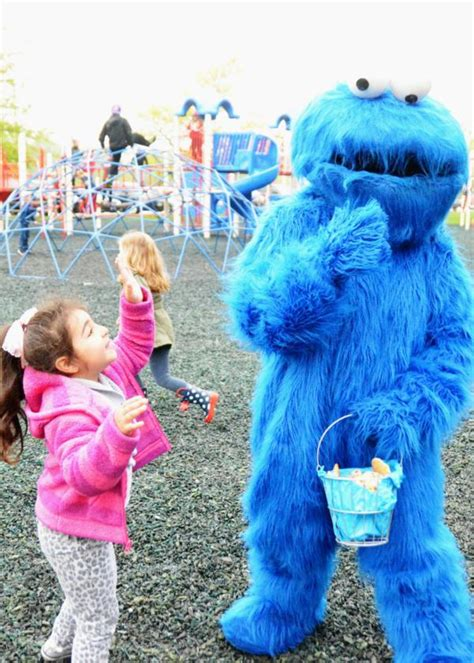karas party ideas chic girl blue diy cookie monster birthday party planning ideas decor