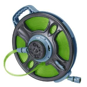 Garden Hoses At Home Depot by Padula 5 8 In Dia X 50 Ft 2 In 1 Flat Garden Hose Rp Fshr The Home Depot