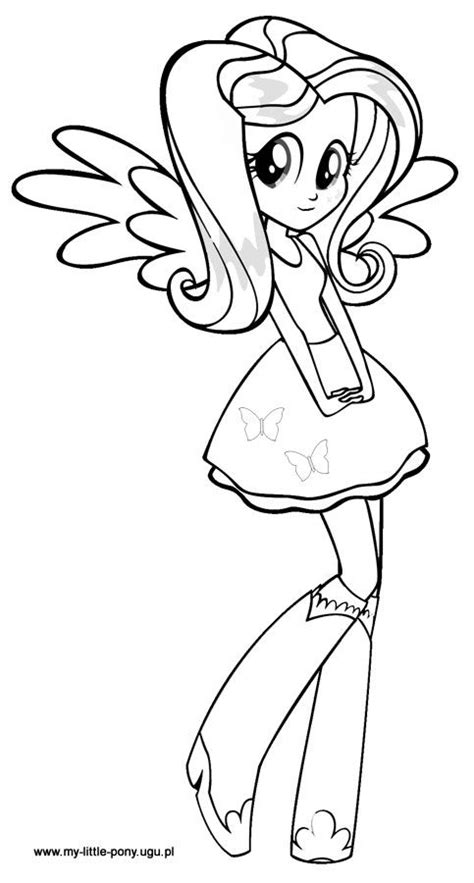 Equestria Girls Printable Coloring Pages Cooloring Com Equestria Rainbow Dash Coloring Pages Free