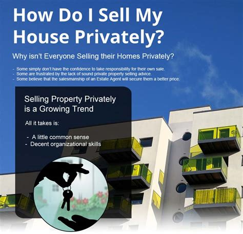 sell my house privately selling a house privately how do i sell my house privately infographic