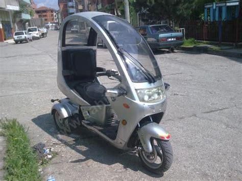 tekerlekli motor trifox  hakkinda