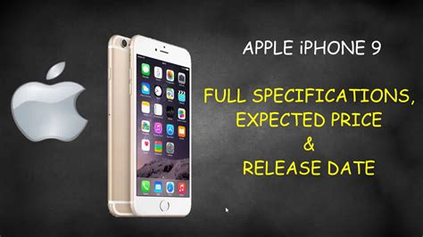9 iphone price apple iphone 9 spec s features exp price in dubai uae