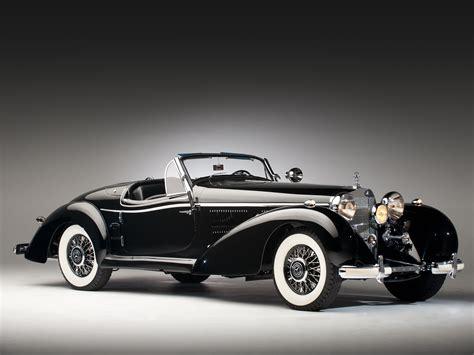 mercedes 540k special roadster 1939