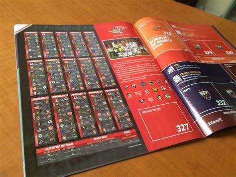 Liga Mexicana Table by Panini Liga Mexicana Apertura 2015 Sticker Album Cardzreview