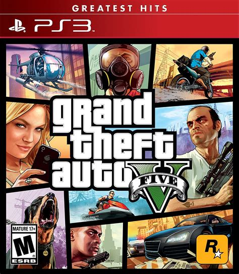 Grandtheft Auto 3 by Playstation 3 Ps3 Grand Theft Auto V 5 Five For Sale In