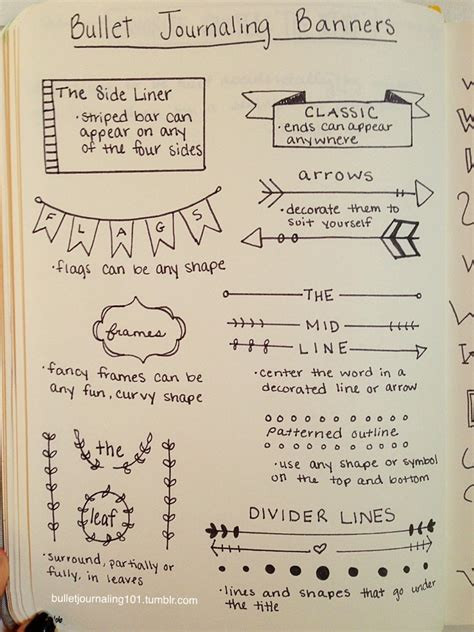 design journal text how to bullet journal bullet journal pinterest