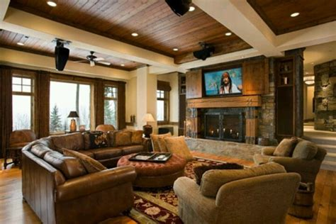 modern rustic living room modern rustic living room home decor pinterest