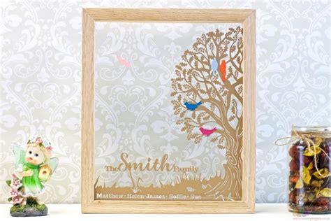 memorial tree personalised baby loss papercut