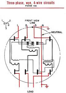 3 phase 4 wire form 16s
