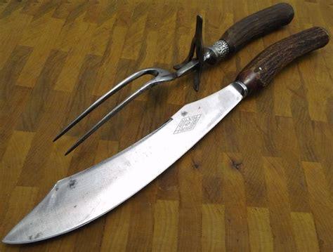 vintage kitchen knives 17 best images about carbon steel chef knives vintage