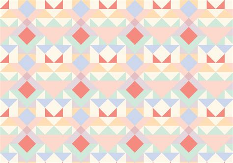 pattern of abstract pastel geometric abstract pattern download free vector