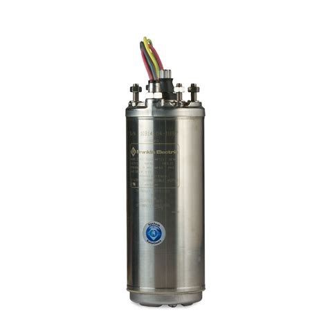 Submersible Inoto franklin electric franklin electric 2145049004 stainless water well motor 4 quot 0 5 hp 115v