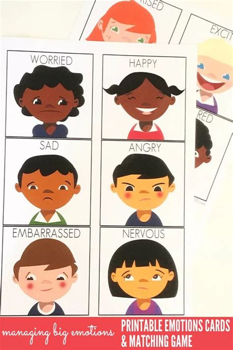 montessori printables emotions 1000 images about free printable of the day on pinterest
