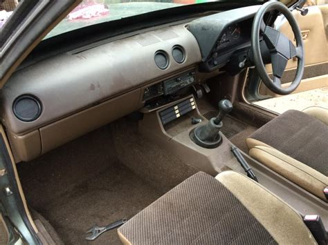 opel manta interior gte coupe brown interior parts for sale opel manta