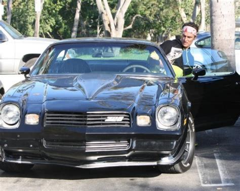 mike perry chevrolet matthew mcconaughey drives a 1981 chevy camaro z28