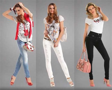 Guess New Series Jam Tangan Cassual Trendy Fashion Wanita Active Date 1 the new guess s summer 2011 lookbook fashion tv