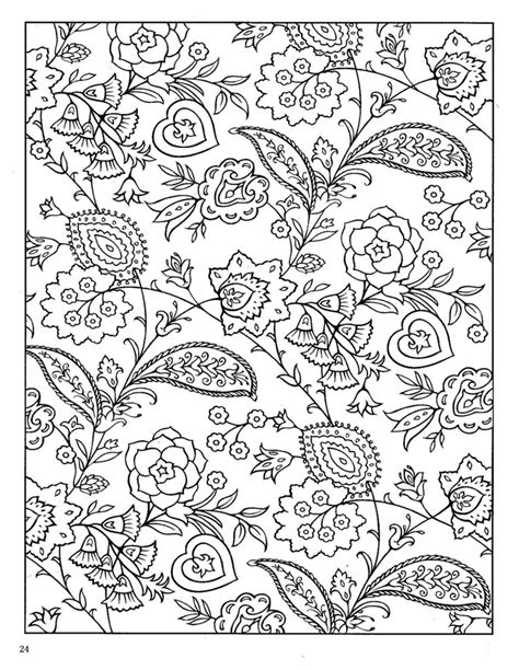 pattern coloring pages for adults az coloring pages
