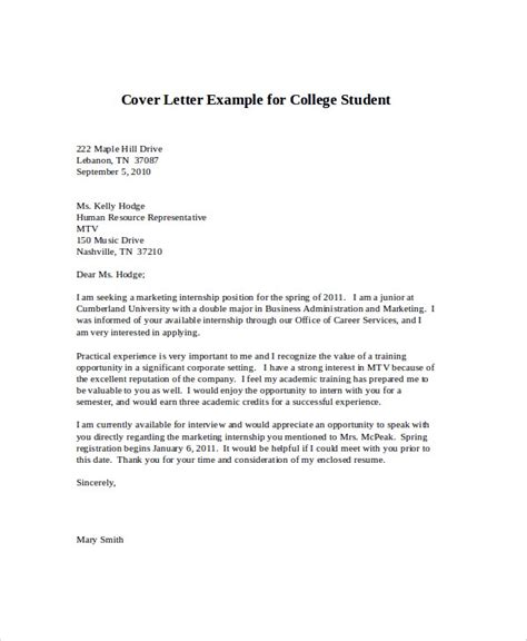 sle intern cover letter sle application letter for internship in a firm 28