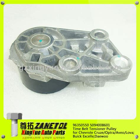 Auto Tensioner Fan Belt Orisinil Chevrolet Aveo Lova Kalos 96350550 time belt tensioner pulley 5094008601 for chevrole cruze optra aveo lova buick excelle