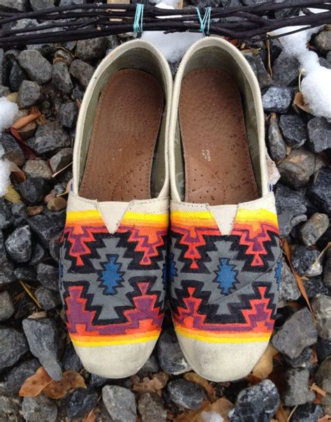 vans native pattern 72 best images about shoes on pinterest painting shoes