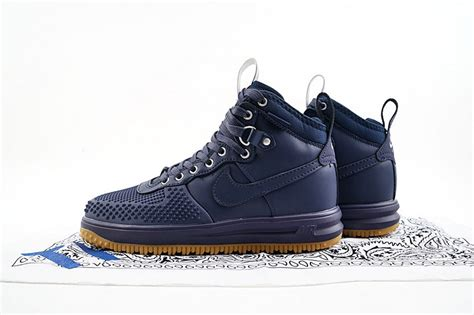 Nike Sneakers High Navy adidas and nike shoes outlet in uk