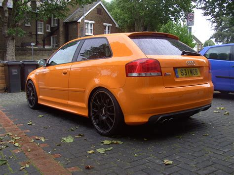 orange audi s3 solar orange s3 opinions needed audi sport net