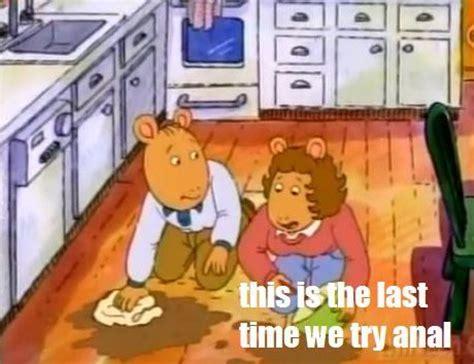 Meme Anal - arthur s parents make a mess