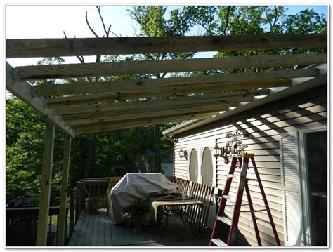 diy roof decorations diy metal roof deck decks home decorating ideas 95vrqe8rw7