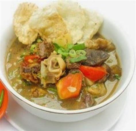 resep  membuat soto betawi asli jakarta  enak