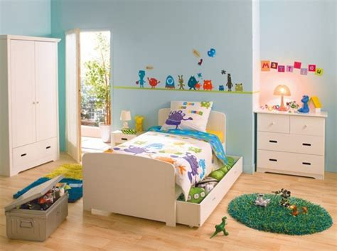 decor chambre enfant couleur chambre bebe garcon