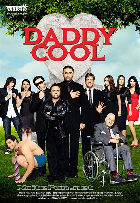 daddy cool daddy cool best comic movie of 2009 review n posters