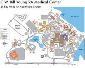 facility map bay pines va healthcare system