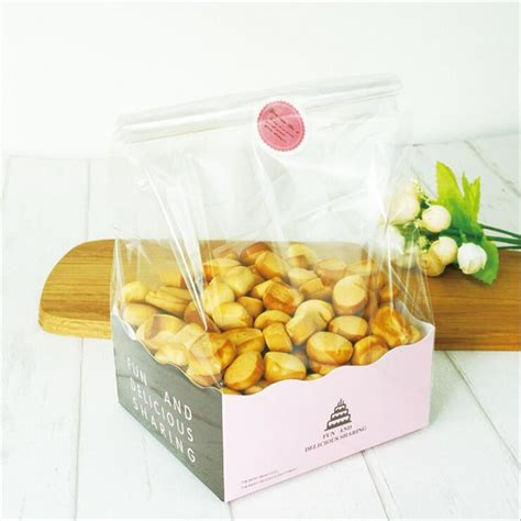 Vin179 Packing Permen Cookies Min 30pcs popular clear cookie boxes buy cheap clear cookie boxes lots from china clear cookie boxes