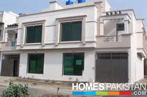 Marla 3 bedroom brand new american model homes for sale in ali view