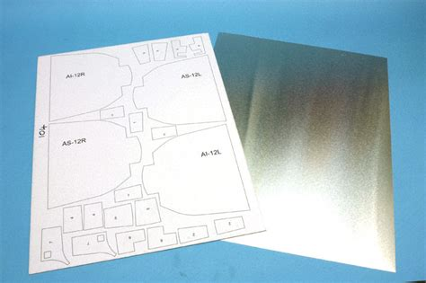 Sheet Metal Templates by Page 157 Lancaster Bomber