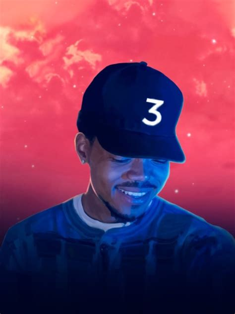 coloring book chance the rapper background chancellor bennet