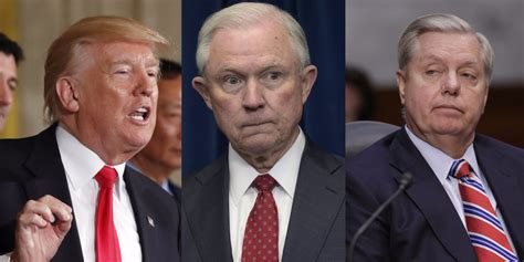 jeff sessions graham lindsey graham warns trump not to fire attorney general
