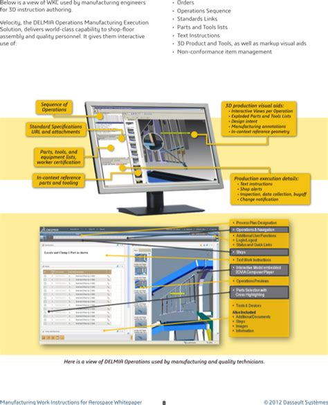 download manufacturing work instructions template for free