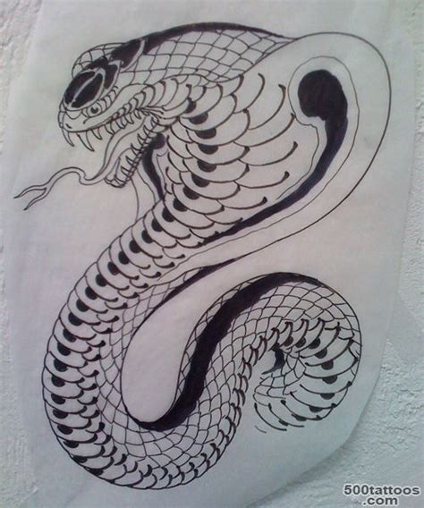 king cobra tattoo designs cobra photo num 9049